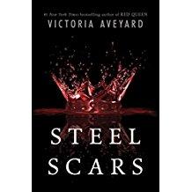 Victoria aveyard Steel Scars