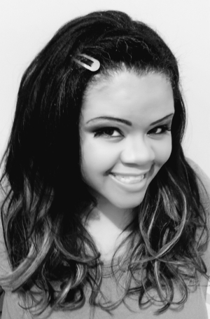 chloe author pic black and white