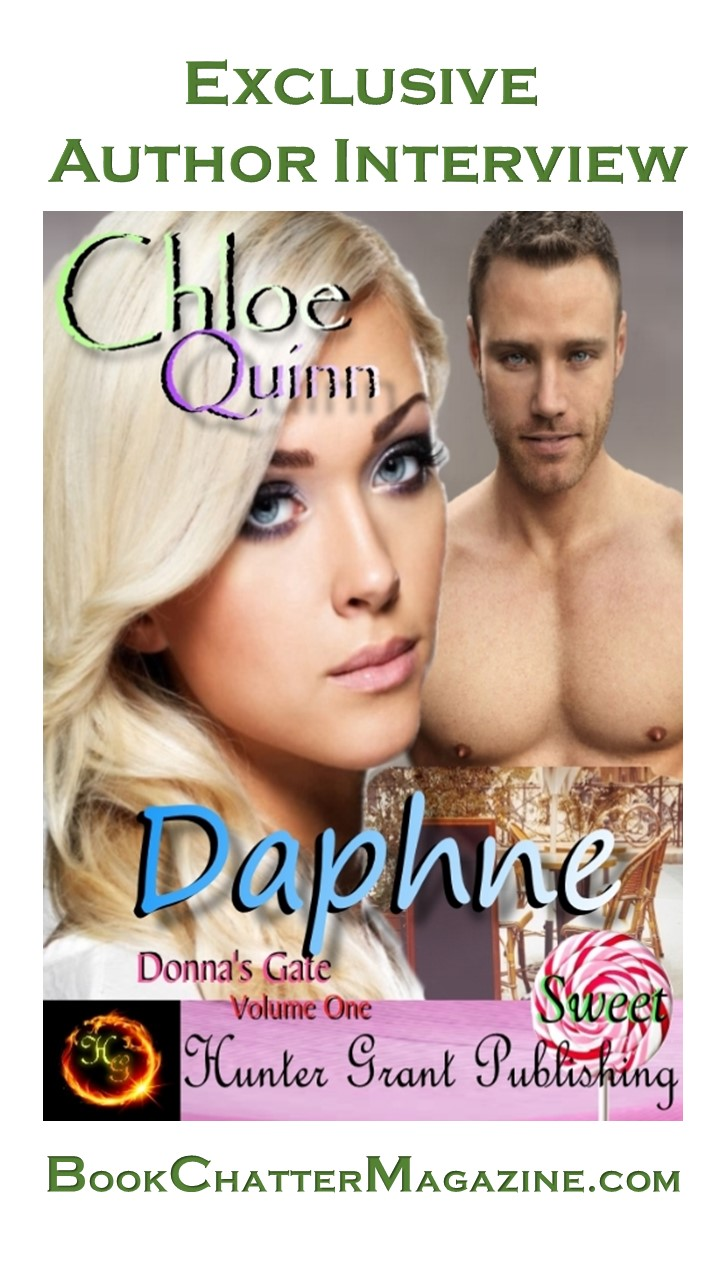 Chloe Quinn (Author) Exclusive