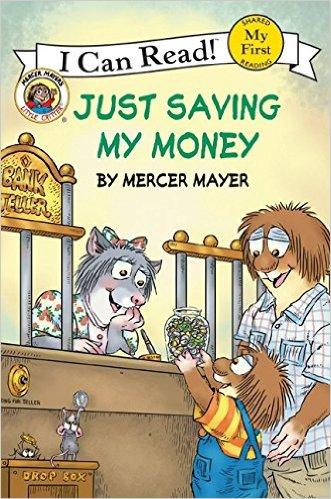 Little Critter: Just Saving MyMoney