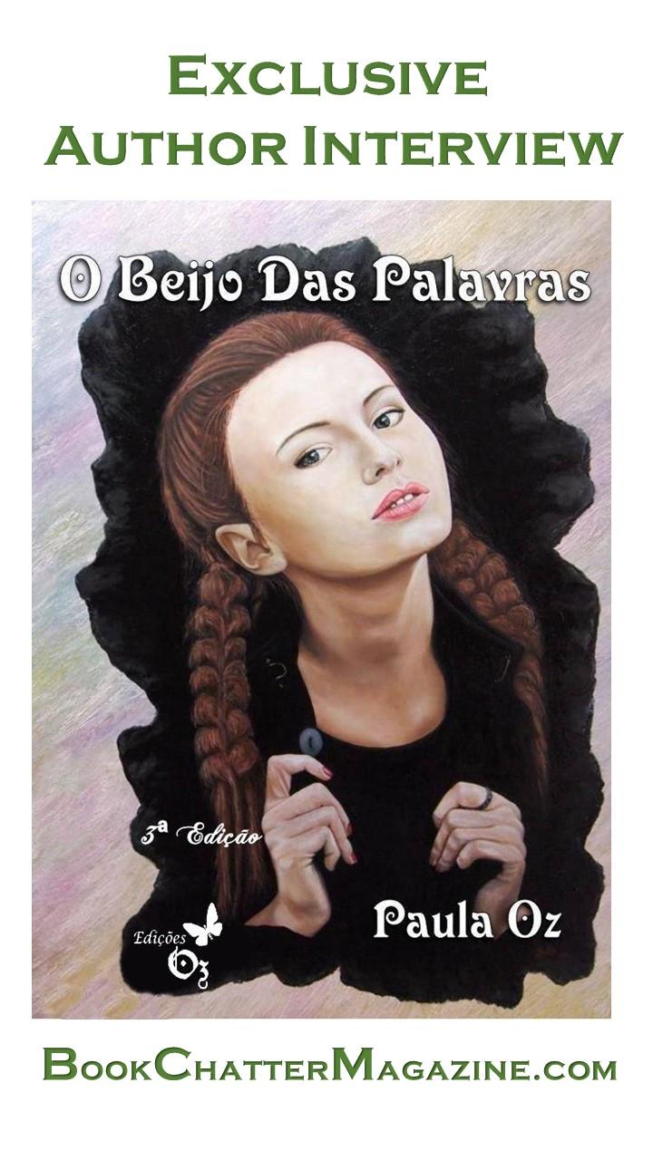 Paula OZ (Author) ExclusiveInterview