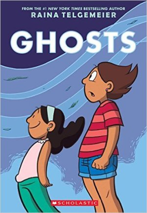 Ghosts Raina Telgemeier